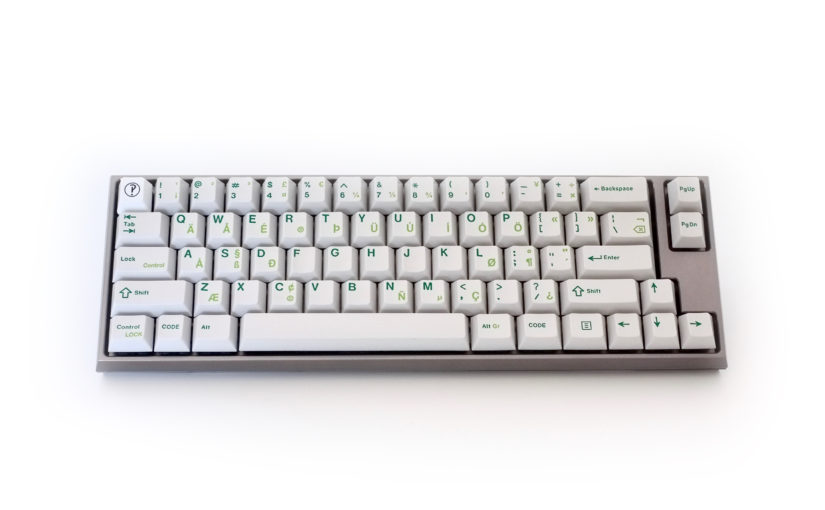 Reviewed :: Clueboard 66% Mechanical Keyboard